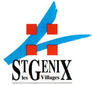 Logo St Genix les V